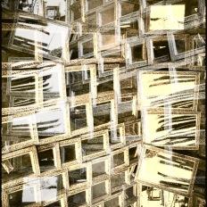 mirrors layered